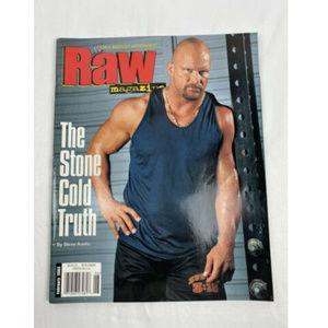 WWE WORLD WRESTLING ENTERTAINMENT 2003 STEVE STACY